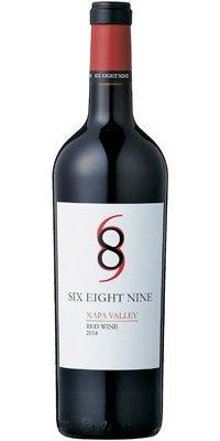 シックス・エイト・ナイン ナパ・ヴァレー レッド(Six Eight Nine Napa Valley Red Wine) 2014 シックス・エイト・ナイン・セラーズ 赤 アメリカ 750ml