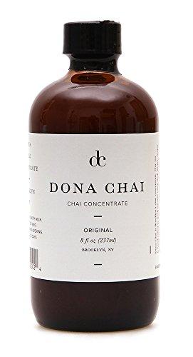 DONA CHAI(ドナチャイ) チャイ コンセントレート(濃縮タイプ) 237ml(8oz)