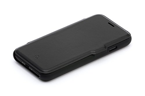 Bellroy レザ ー iPhone 7 Phone Wallet ウォレット Black
