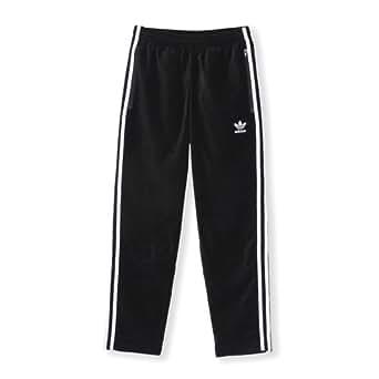 adidas(アディダス)ロングパンツ HERI SS VELOURTRACKPANT ベロア ジャージ パンツ トレーニングパンツ メンズ Lサイズ ブラック bpz09-L-S94537
