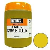 Liquitex リキテックス レギュラー 500ml イエローミディアムアゾ