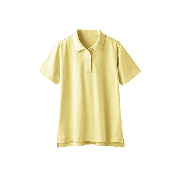 [セシール] ポロシャツ UVカットレディス...の紹介画像51