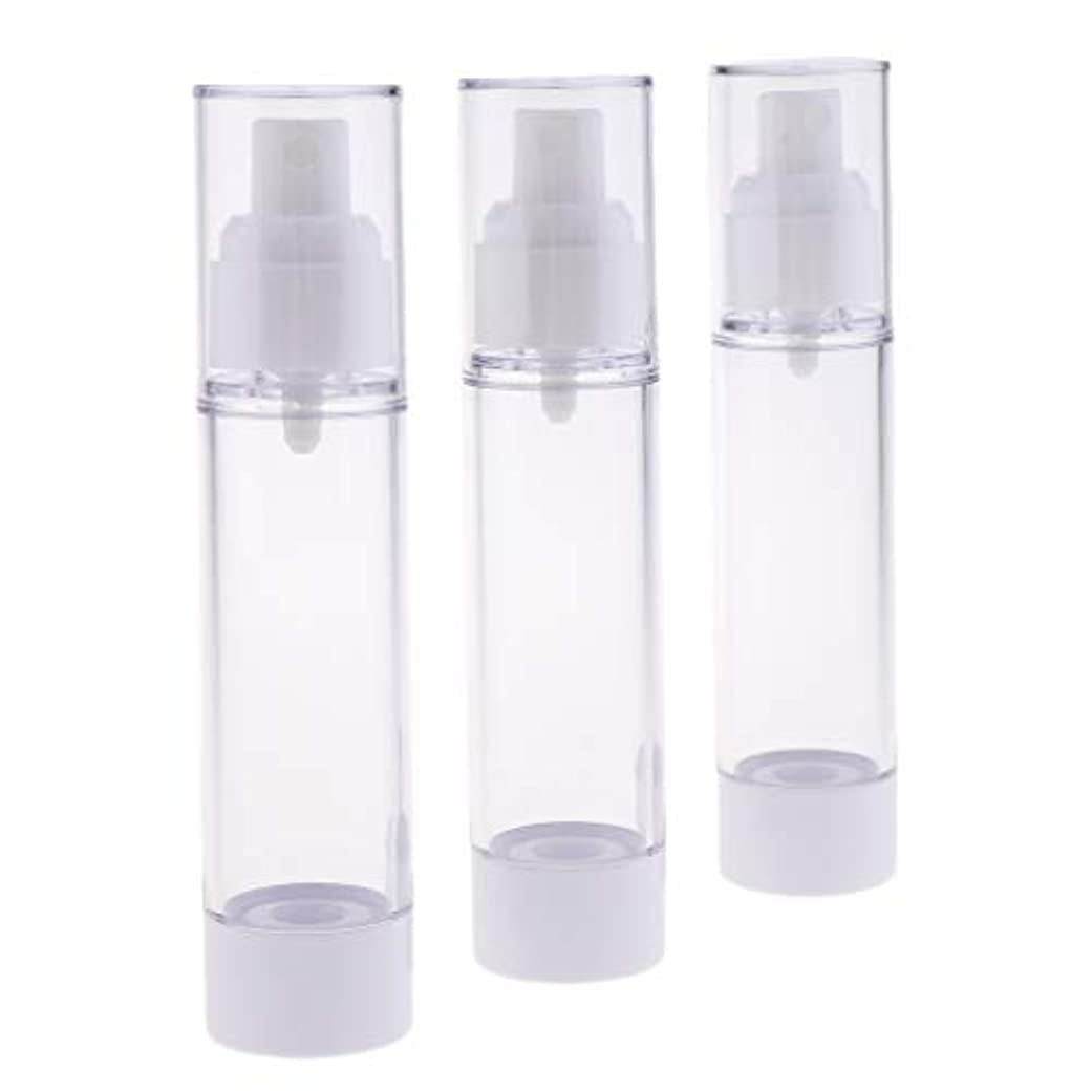 失効タイピスト迅速アトマイザー ミストスプレーボトル 霧吹き 噴霧ボトル トラベルボトル 3個入り 全6サイズ - 50ml