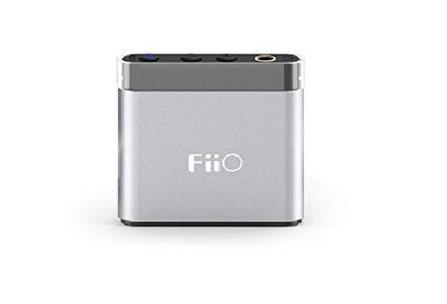 フィーオ コンパクト・ポータブルヘッドフォンアンプ(シルバー)FiiO Fiio A1
