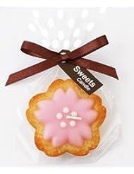 スイーツキャンドル(sweets candle) スイーツキャンドル プチスイーツキャンドル サクラクッキー BA636-05-41