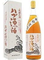 南都酒造 琉球の酒 ハブ源酒 35度 1800ml