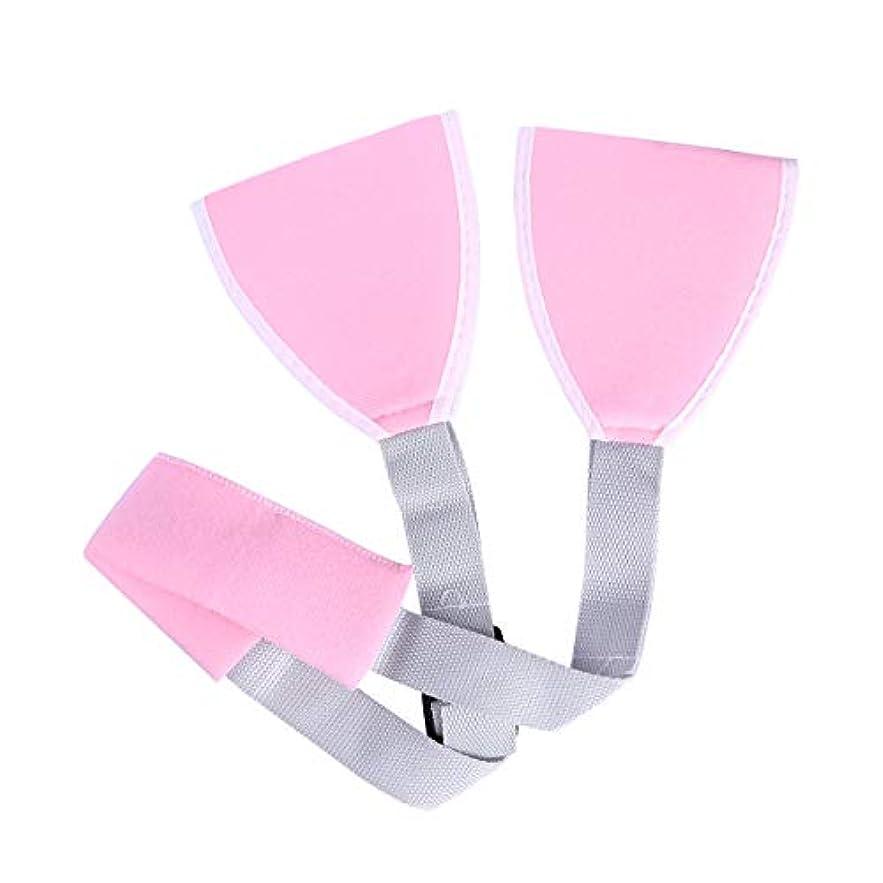 リングレット形成若者HEALIFTY 医療用アームのスリングは、腕の手首および肩の不自由または不安定化のために、または壊れた腕およびキャストサポート(ピンク)のために固定化および安定化するように設計されている。