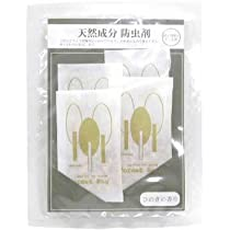 天然成分 防虫剤(タンス用・ひのきの香り)