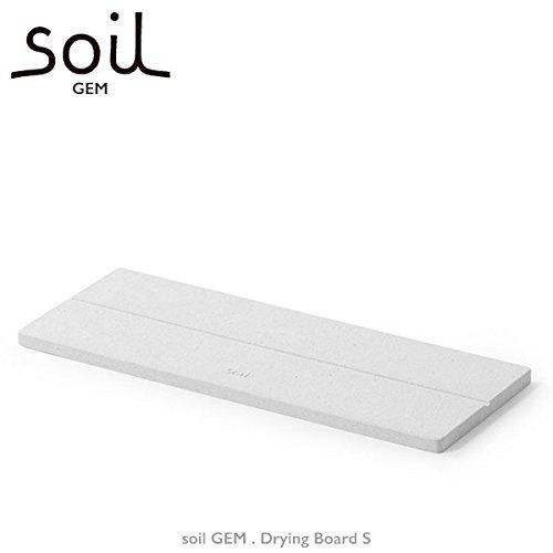 【新発売】soil GEM ソイル ジェムシリーズ 珪藻土 ドライングボード...