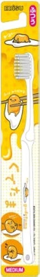 抑圧する牽引シェード【まとめ買い】キャラコレ ぐでたまハブラシ ふつう ×6個