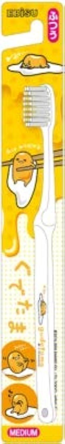 歯科の臭い許容できる【まとめ買い】キャラコレ ぐでたまハブラシ ふつう ×6個