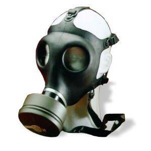 ガスマスク イスラエル軍仕様 NBC(核/生物/化学)対応N...