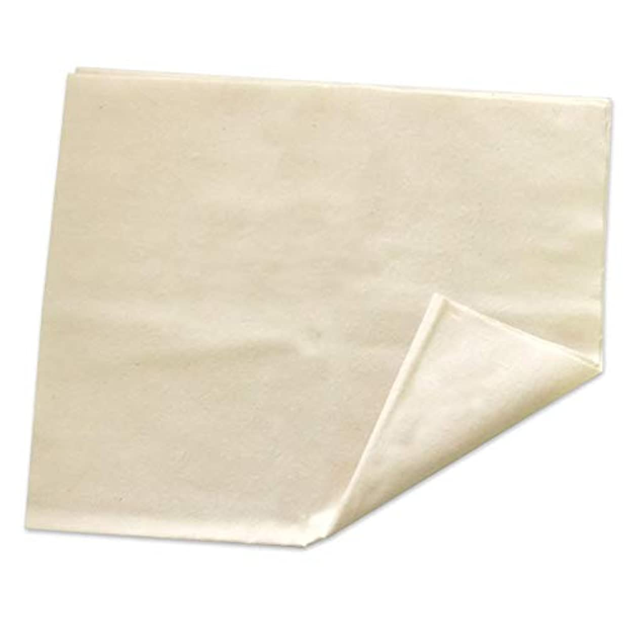 敏感な特権絶対のコットンフランネル (コットンネル生地、綿100%、ヒマシ油パック、パック、ひまし油パック)