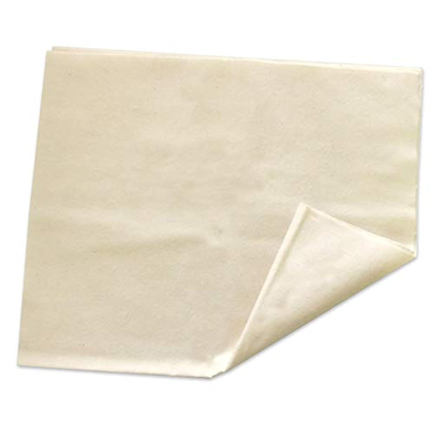 アッパー巻き戻す間コットンフランネル (コットンネル生地、綿100%、ヒマシ油パック、パック、ひまし油パック)