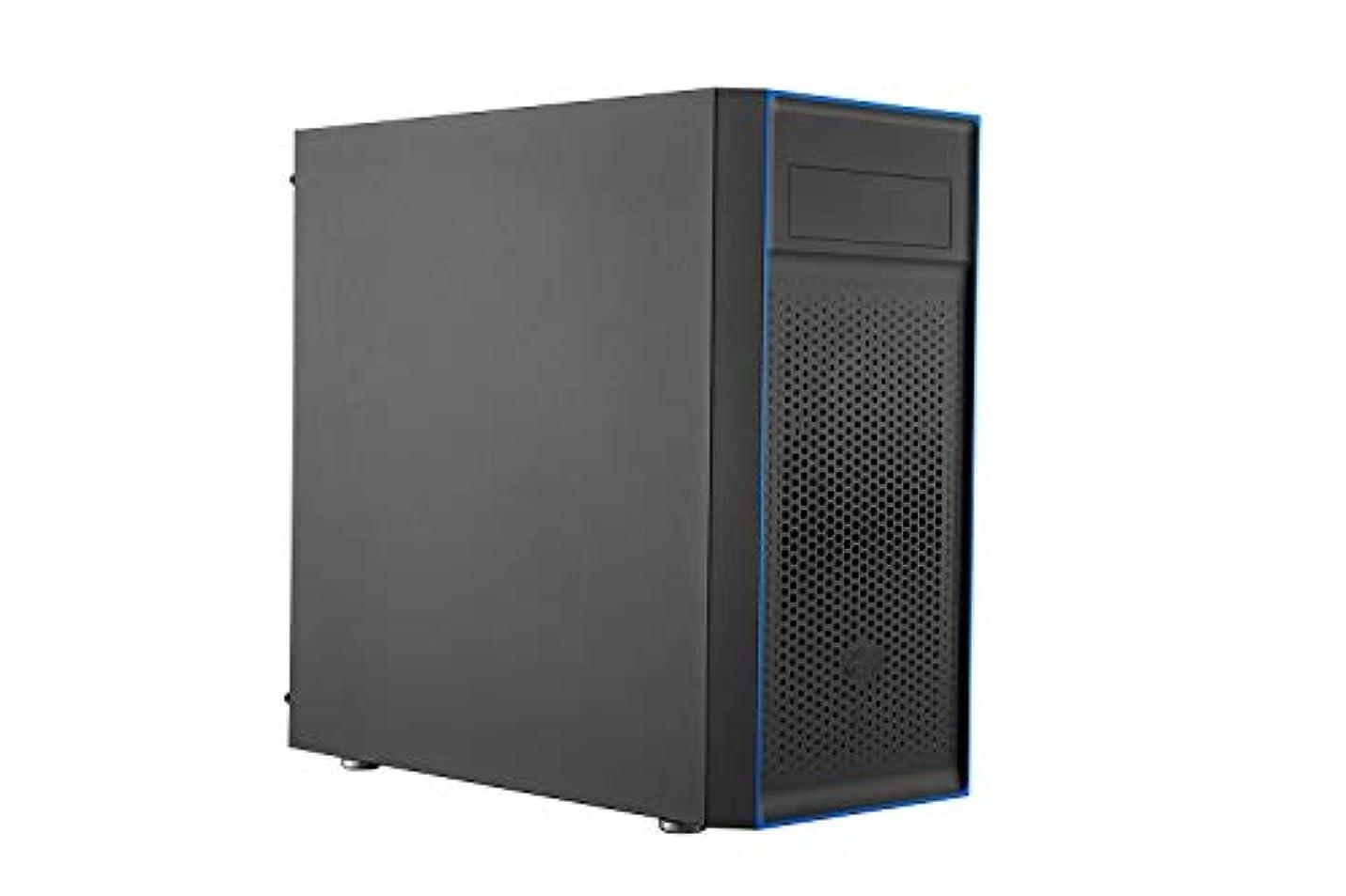 つなぐダーリン通行人CoolerMaster シンプルなミニタワー型PCケース MasterBox E501L(型番:MCB-E501L-KN5N-S00)