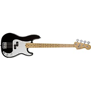 Fender フェンダー エレキベース AM STANDARD P BASS MN BLK