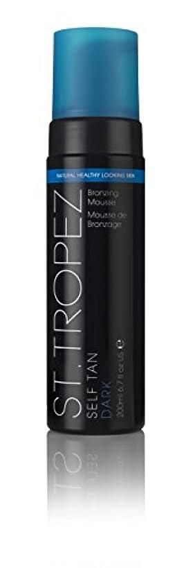 踏みつけ状キルトSelf Tan by St Tropez Dark Bronzing Mousse 200ml
