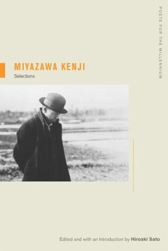 Miyazawa Kenji: Selections (Poets for the Millennium)