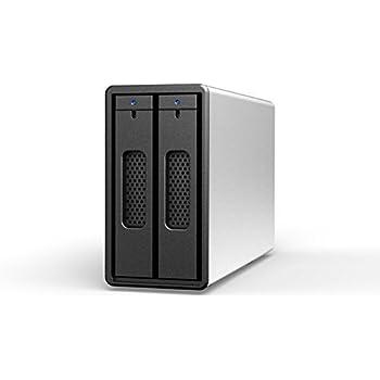 SOHOTANK ST2-B3-6G + 2TB(1TB x2搭載済)ストレージシステム ST2-B3-6G-2T