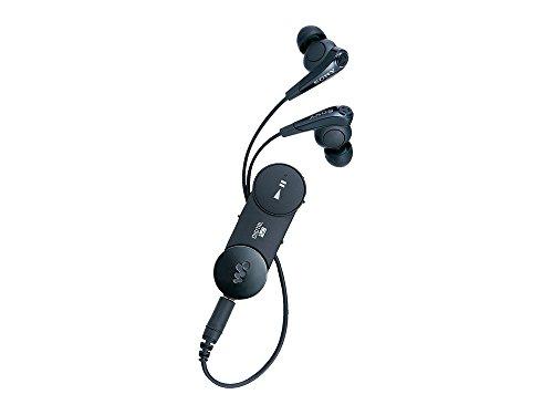 ソニー SONY ワイヤレスノイズキャンセリングイヤホン MDR-NWBT20N : Bluetooth対応 ブラック MDR-NWBT20N B