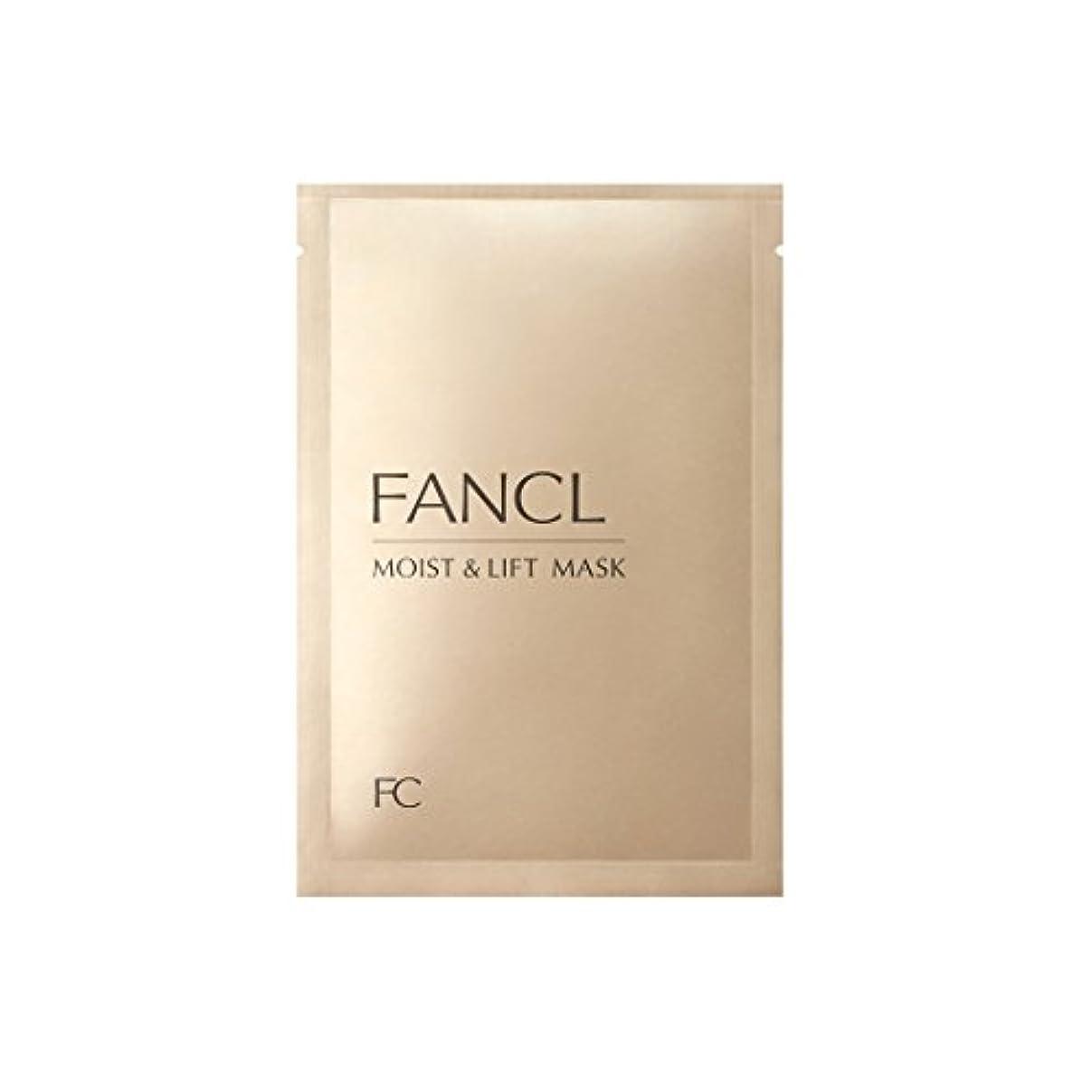 抗生物質床アサーファンケル (FANCL) モイスト&リフトマスク M&L マスク 6枚セット (28mL×6)