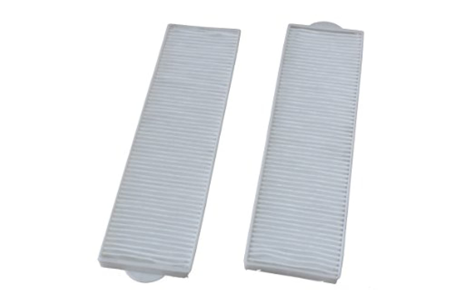 ltwhome HEPAフィルタSuitable for Bissell Vacuum Style 8 14 3091 2036608 (Pack of 2 )