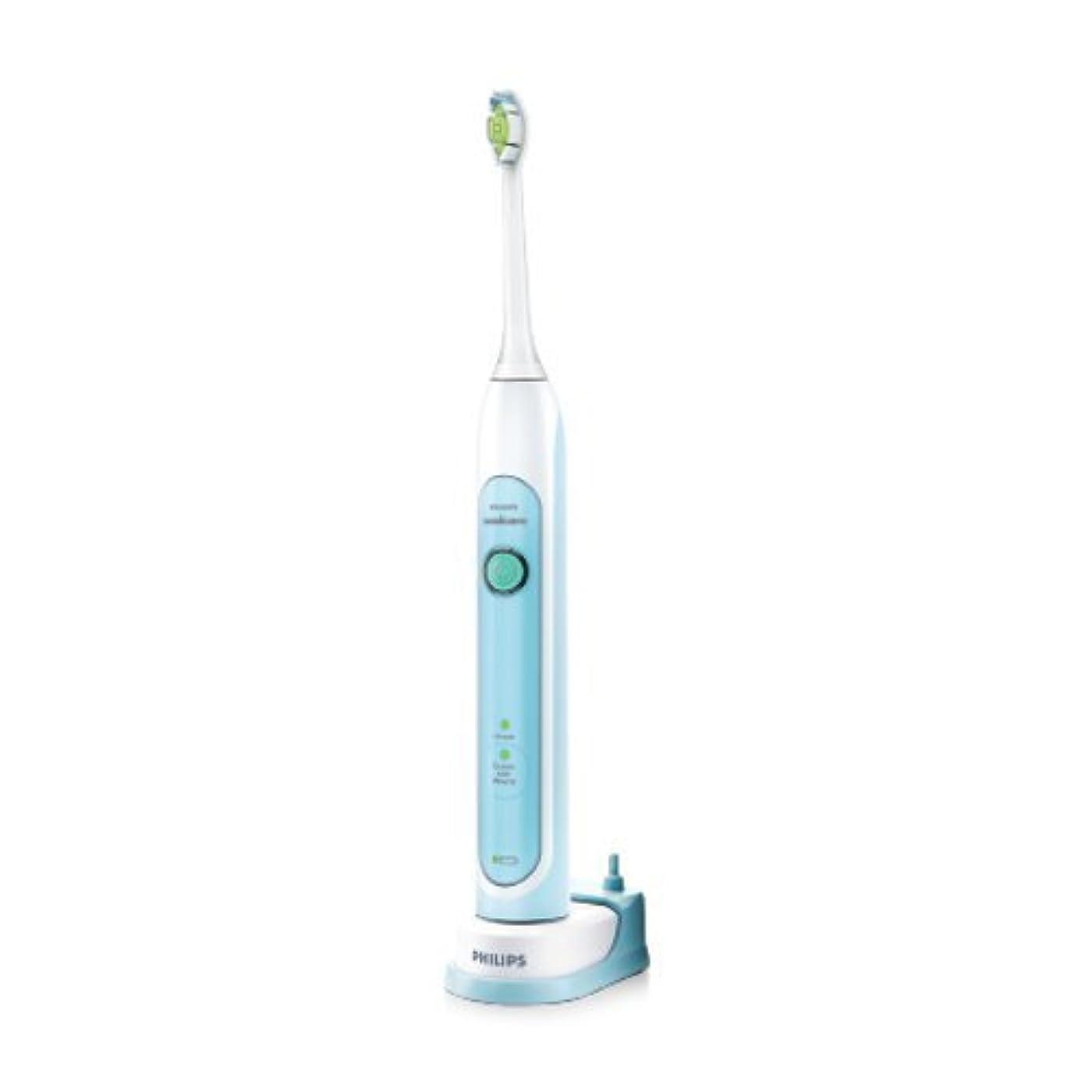 フィリップス 電動歯ブラシ ソニッケアー ヘルシーホワイト HX6714/43 ブルー