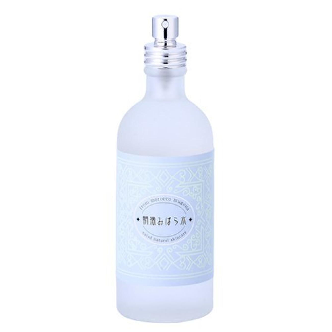 韓国怖い巡礼者【×2個セット】ナイアード 朝摘みばら水 100ml