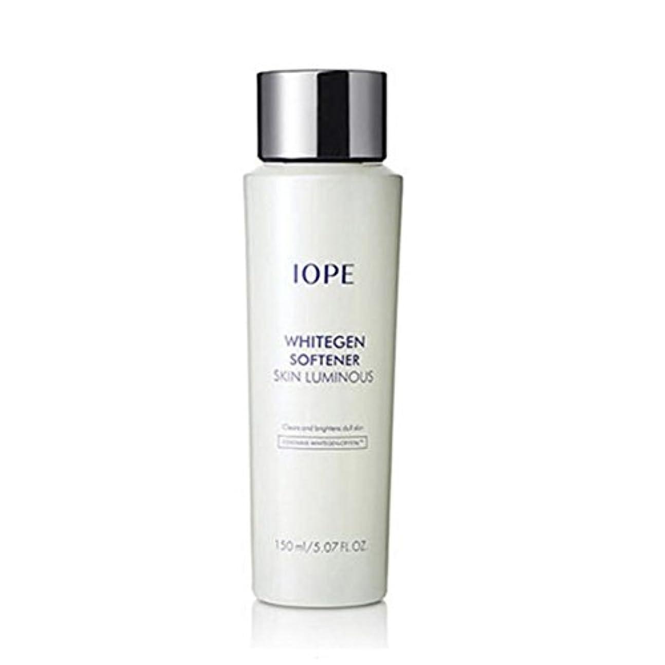 競うアデレード咳(アイオペ)IOPE Whitegen Softener Skin Luminous (韓国直発送) oopspanda