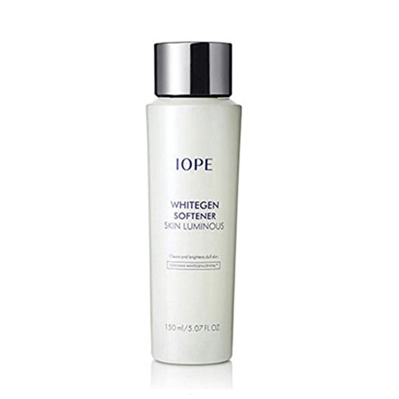 盟主ワゴン歪める(アイオペ)IOPE Whitegen Softener Skin Luminous (韓国直発送) oopspanda