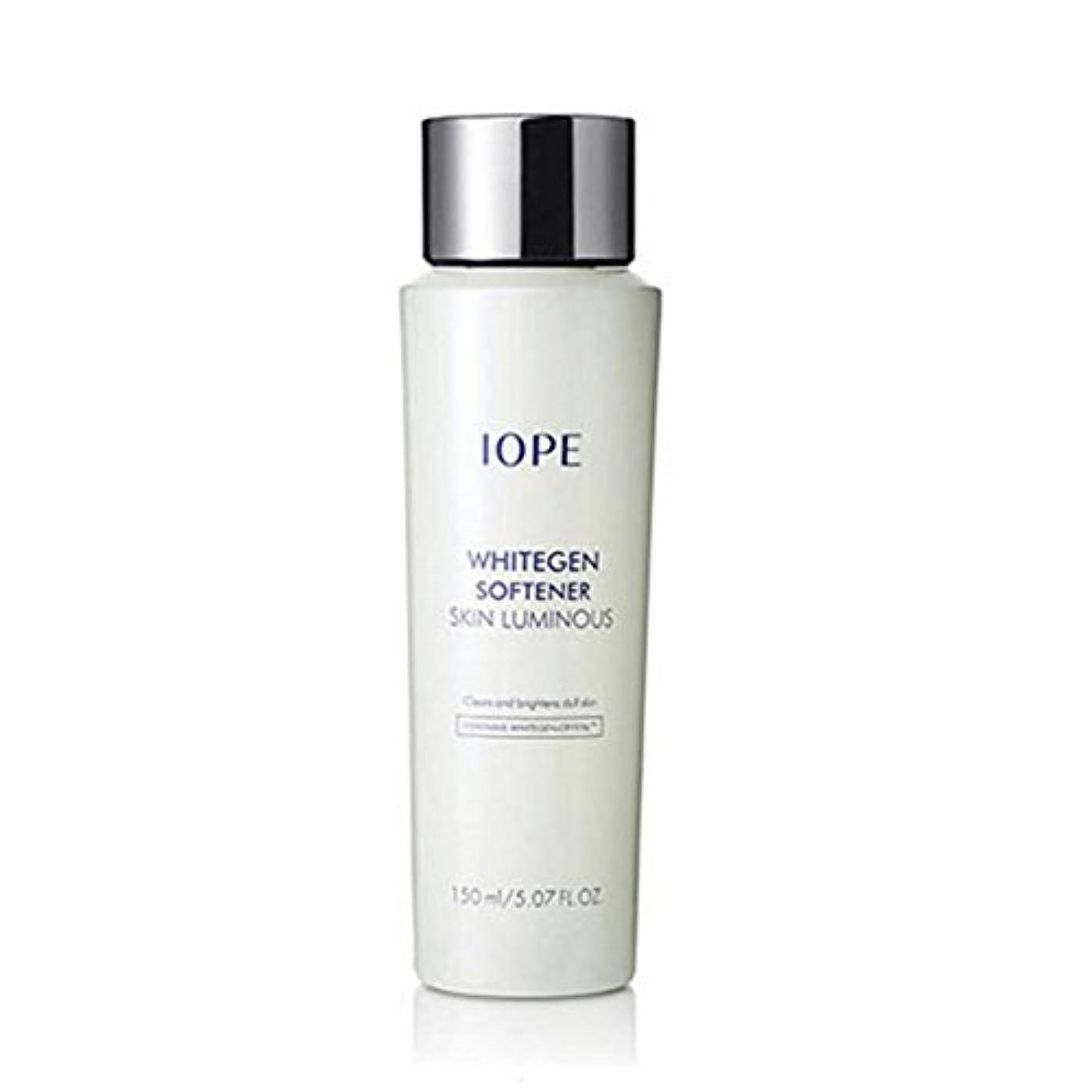 水平興奮する並外れて(アイオペ)IOPE Whitegen Softener Skin Luminous (韓国直発送) oopspanda