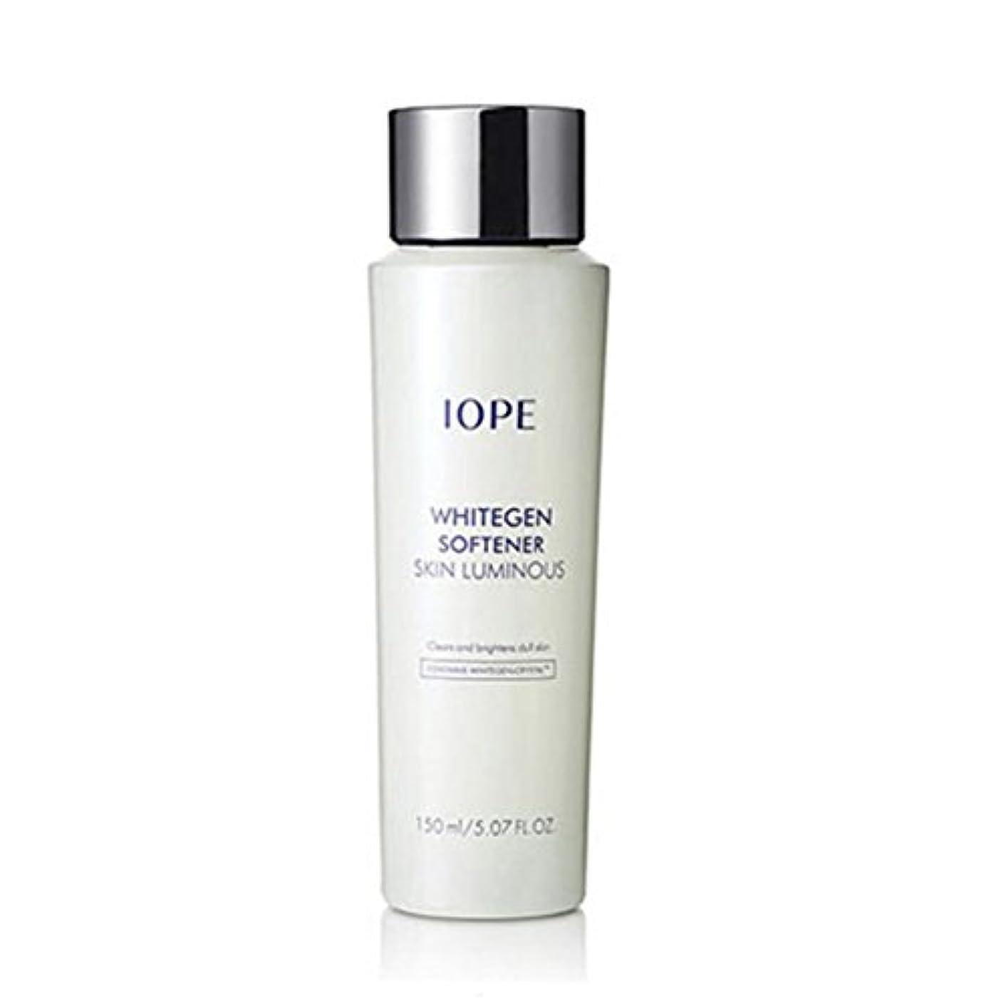 ラフト入札誠意(アイオペ)IOPE Whitegen Softener Skin Luminous (韓国直発送) oopspanda