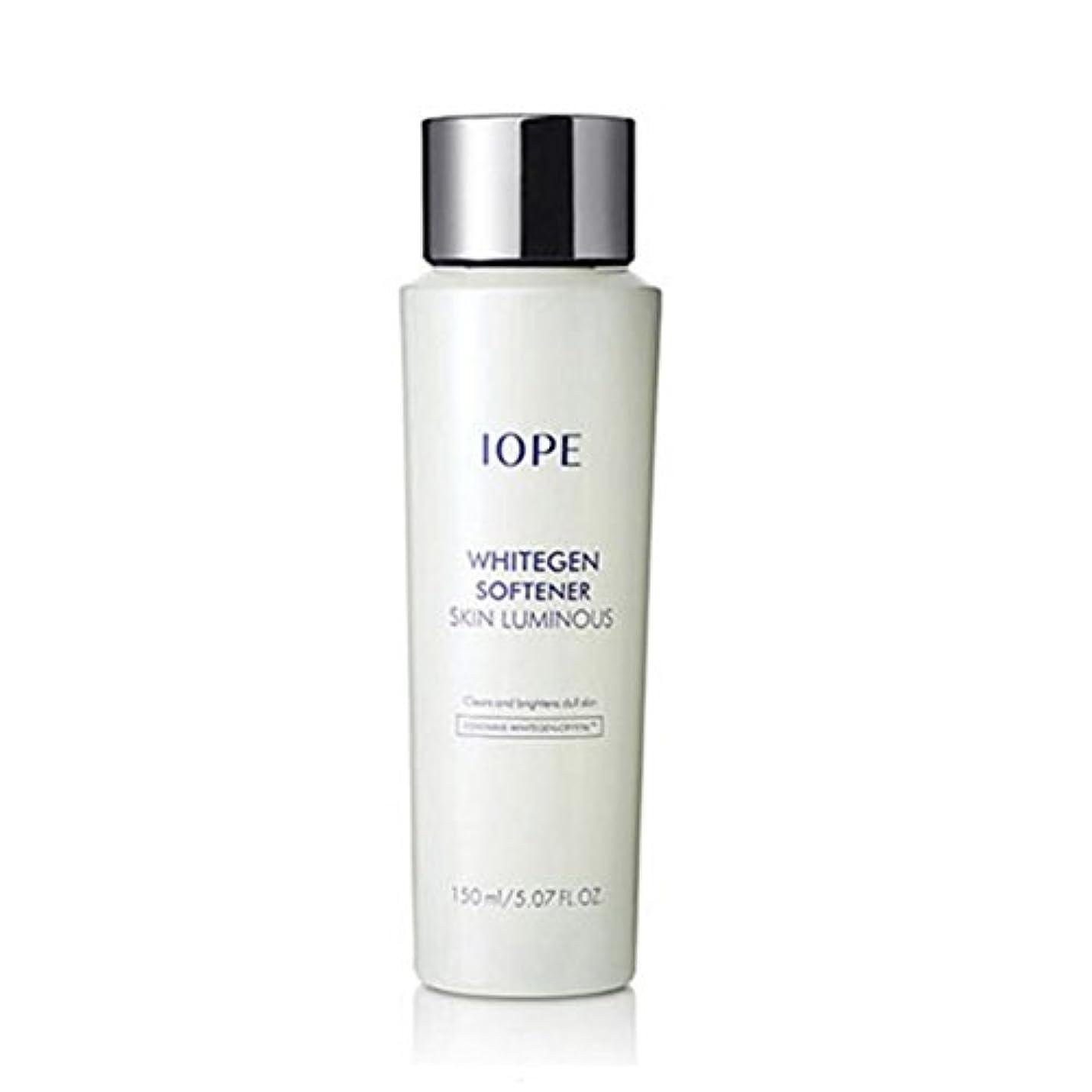 ショッピングセンター磁石暖かく(アイオペ)IOPE Whitegen Softener Skin Luminous (韓国直発送) oopspanda