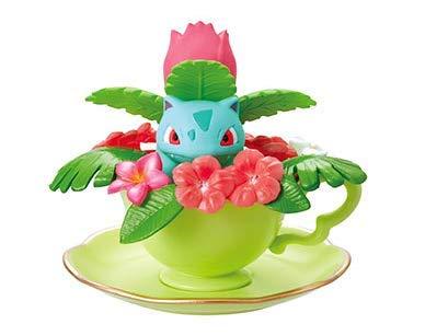 ポケモン Floral Cup Collection 4. フシギソウ (単品)
