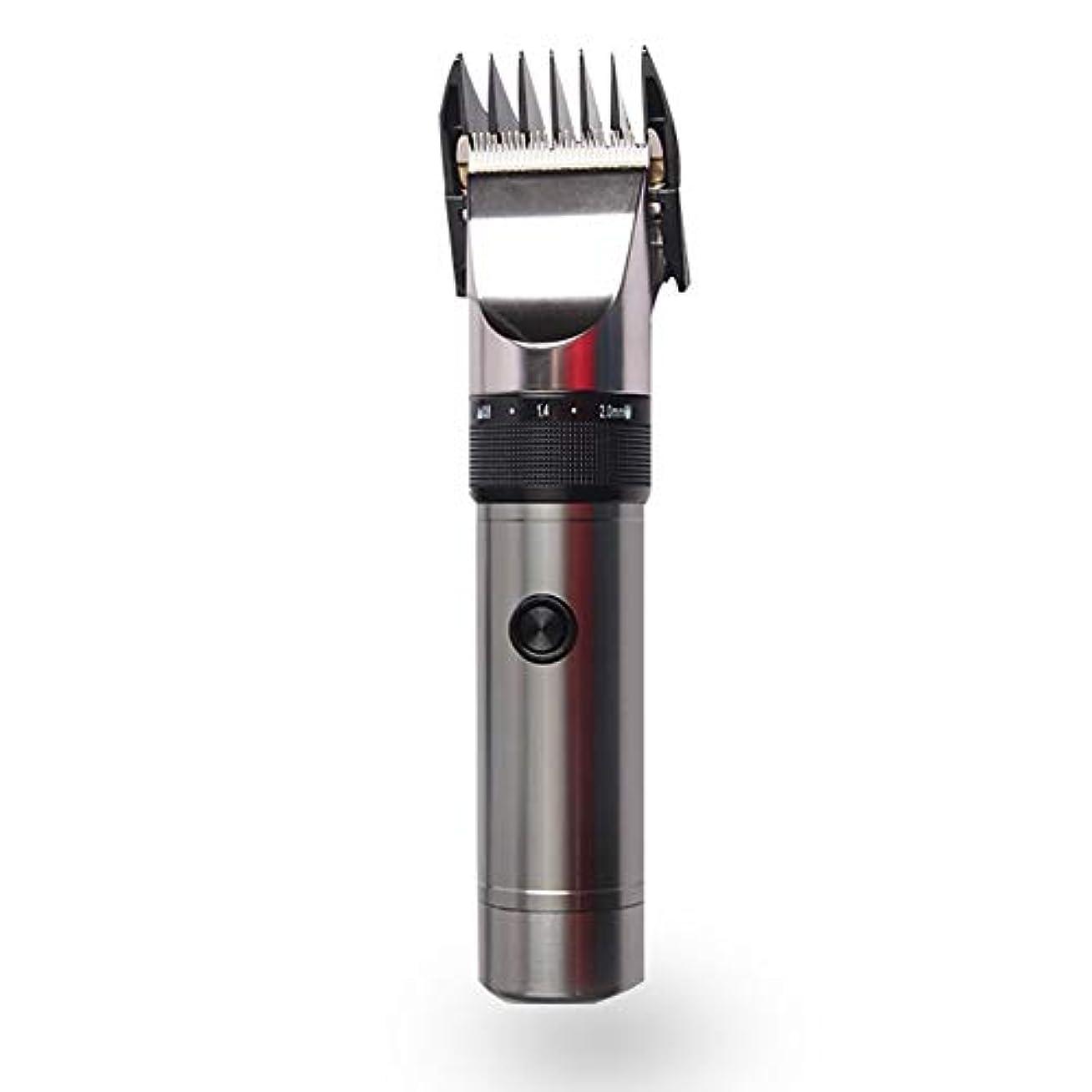 骨髄持ってる刻む専門の再充電可能な毛クリッパーの理髪店の特別な毛クリッパーの大人の子供の電気シェーバーの毛のトリマー