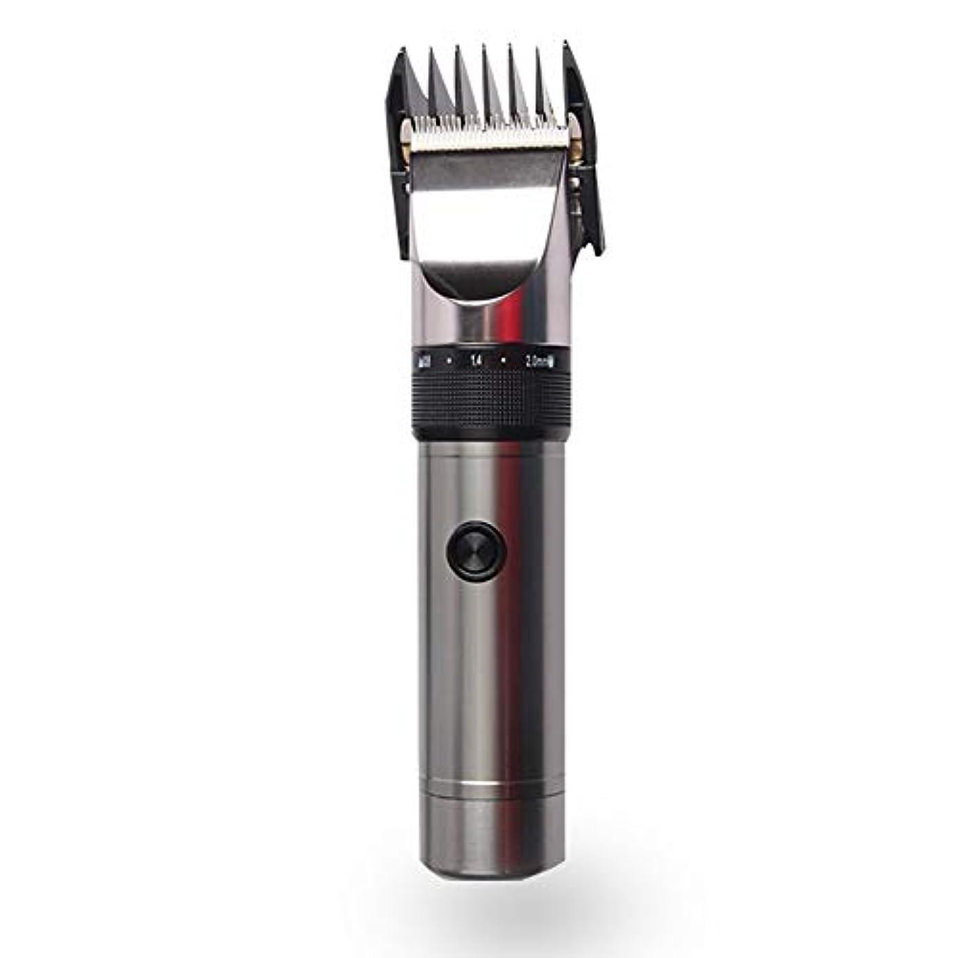 束演じるする必要がある専門の再充電可能な毛クリッパーの理髪店の特別な毛クリッパーの大人の子供の電気シェーバーの毛のトリマー