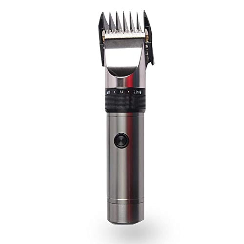ずるい富豪本専門の再充電可能な毛クリッパーの理髪店の特別な毛クリッパーの大人の子供の電気シェーバーの毛のトリマー