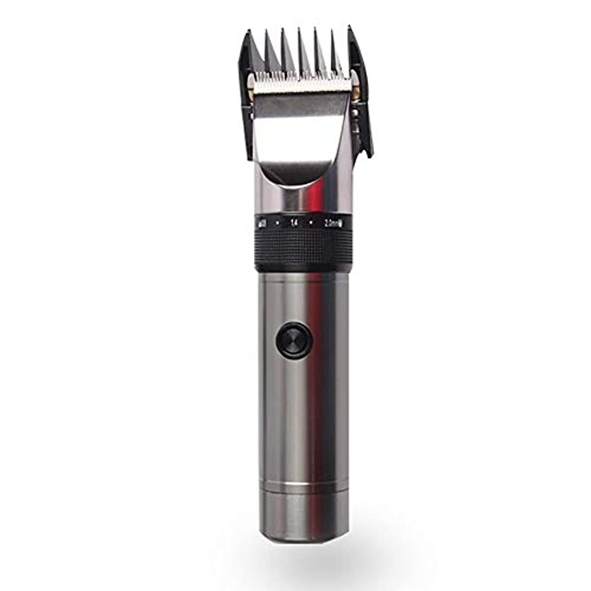 エステートジャンクションオーケストラ専門の再充電可能な毛クリッパーの理髪店の特別な毛クリッパーの大人の子供の電気シェーバーの毛のトリマー