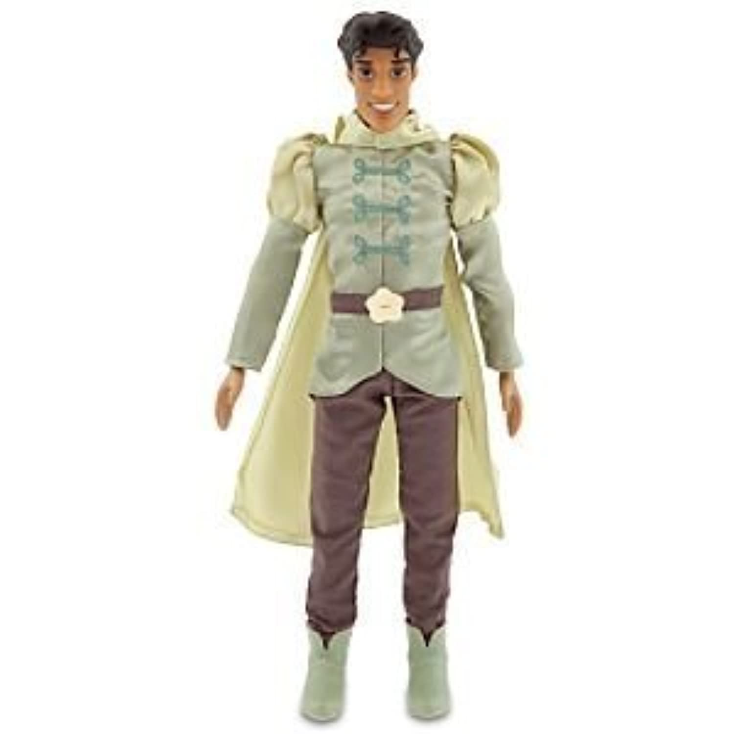 Princess and the Frog Prince Naveen 12 Doll [並行輸入品]