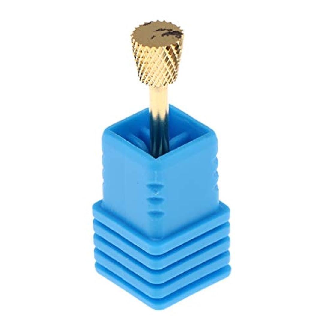 お手入れ緯度タックT TOOYFUL 全8サイズ 電気ネイルドリルビット ネイルドリルペンビット プロ ネイルアート用 - STZJ9 3.2cm