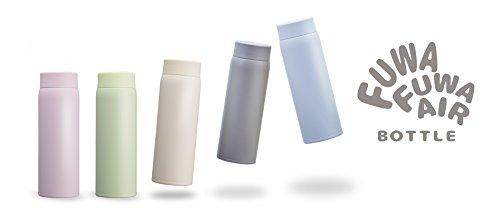 【超軽量180g!】 水筒 真空断熱 スクリュー式 ふわふわ Air マグ ボトル 0.48L ソラ ドウシシャ DMFB480BL