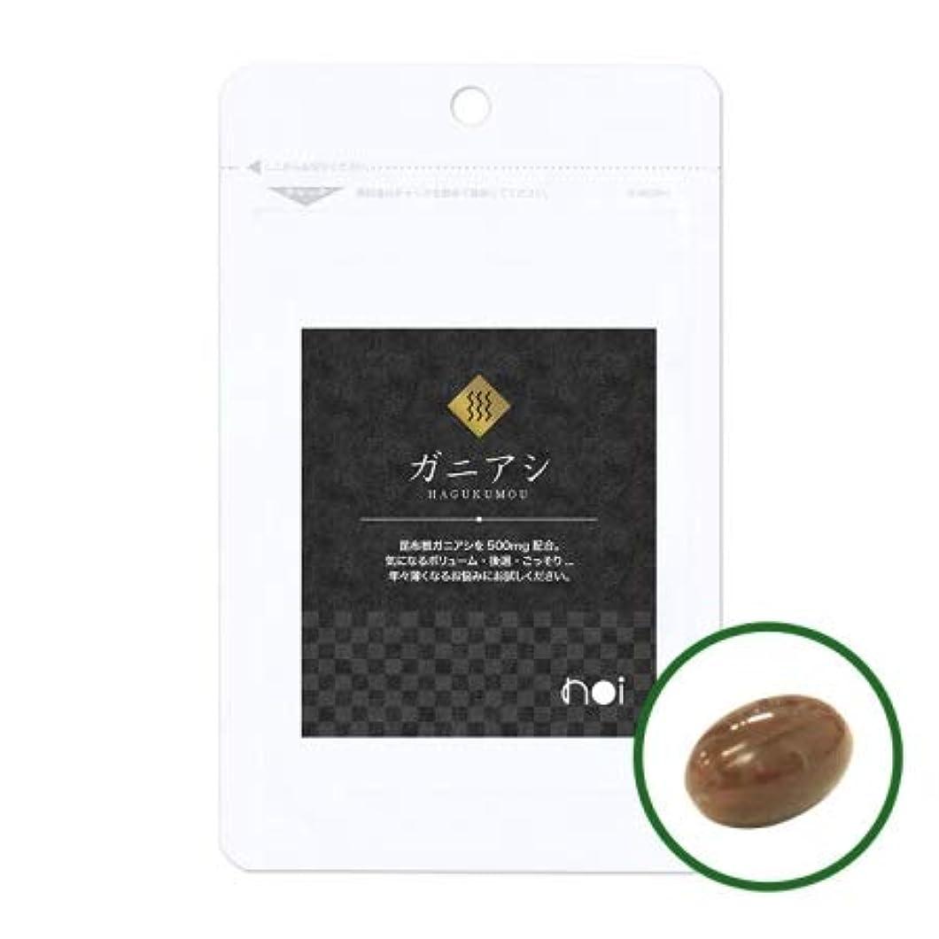 スペード取得名声noi ガニアシ アグリマックス サプリメント 30袋セット 国産 ギガ盛り30%OFF