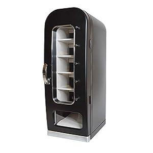 選ぶのが楽しい自動販売機型保冷庫「俺の自販機」
