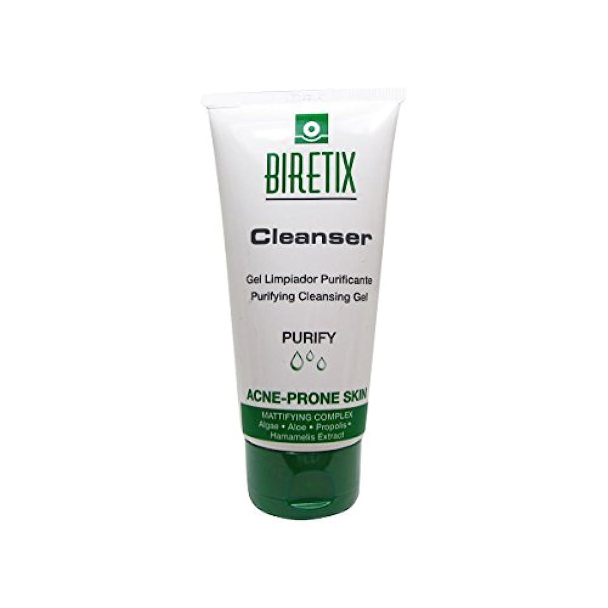 トーン再発する六Biretix Cleanser Purifying Cleansing Gel 150ml [並行輸入品]