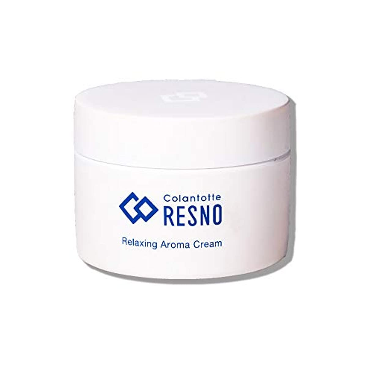 まばたき確立動かないコラントッテ RESNO リラクシング アロマ クリーム 50g colantotte RELAXING AROMA CREAM ボディクリーム