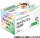 FUJIFILM カラーネガフイルム NATURA 1600 35mm 36枚 1本 135 NATURA 1600-N 36EX 1