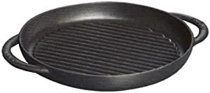 Staub ピュアグリル 26cm ブラック 40509-377