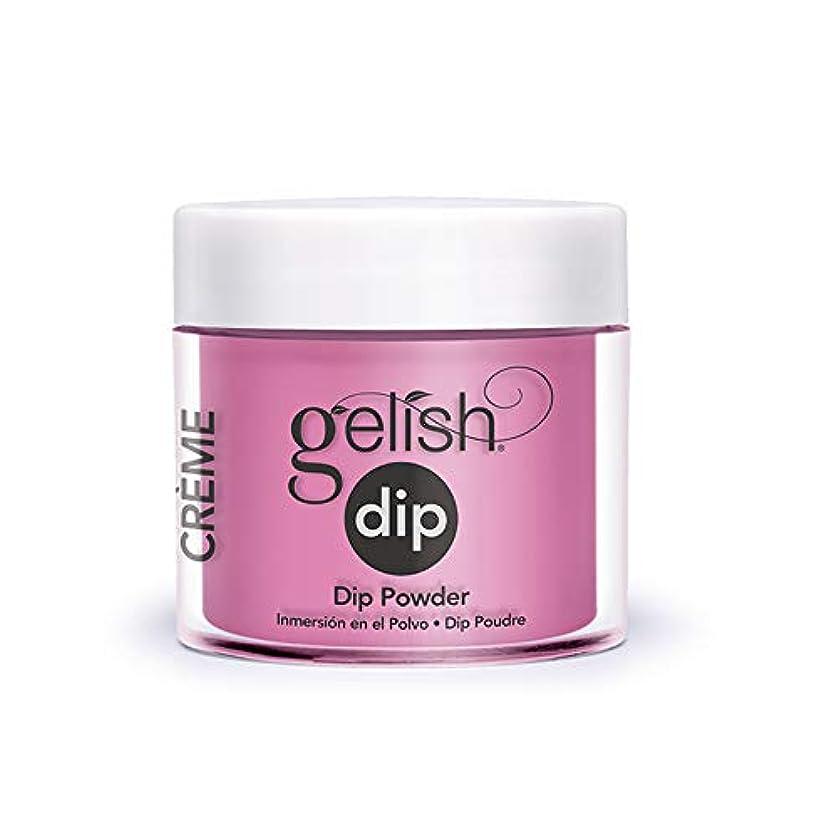 宇宙の悪行州Harmony Gelish - Acrylic Dip Powder - New Kicks on the Block - 23g / 0.8oz