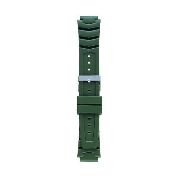 BAMBI 時計バンド ウレタン グリーン 16...の商品画像