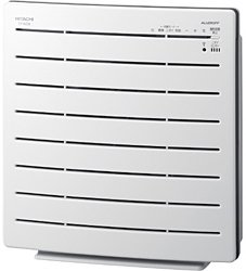 HITACHI クリエア 15畳用空気清浄機 ホワイト EP-BZ30-W